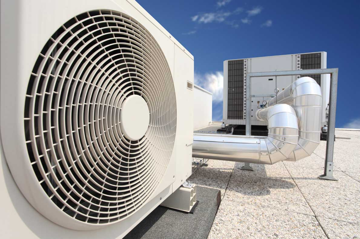 commercial and industrial heating