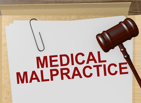 Cases Of Medical Malpractice In The U.S. Are On The Rise