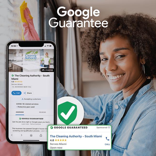 Google Guarantee Ads