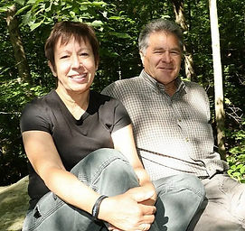 Koral and Randy Clum