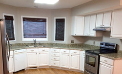 Rounded Kitchen