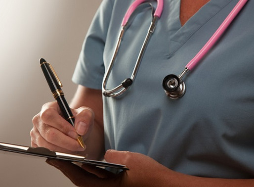 Do the pens used by nursing students in clinics cause bacterial contamination?