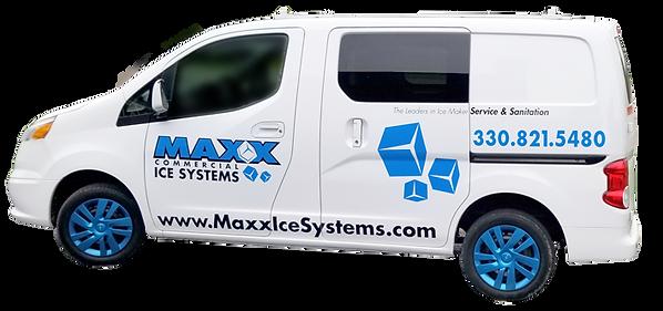 maxx ice truck