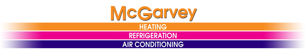 mcgarvey heating logo