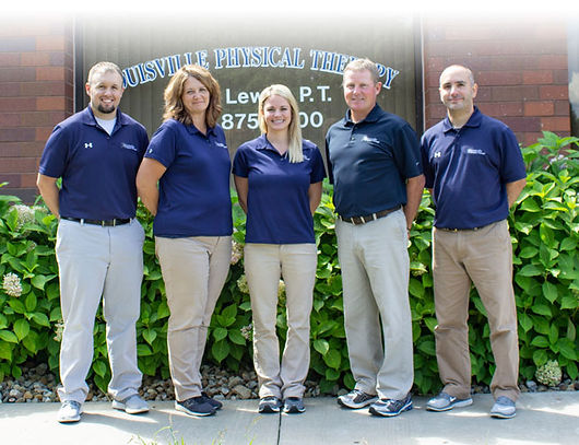 Louisville Physical Therapy Staff