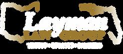 Layman Law Group Logo-white