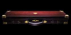 Oxblood Leather Case