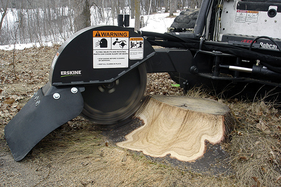Stump Grinder - Erskine