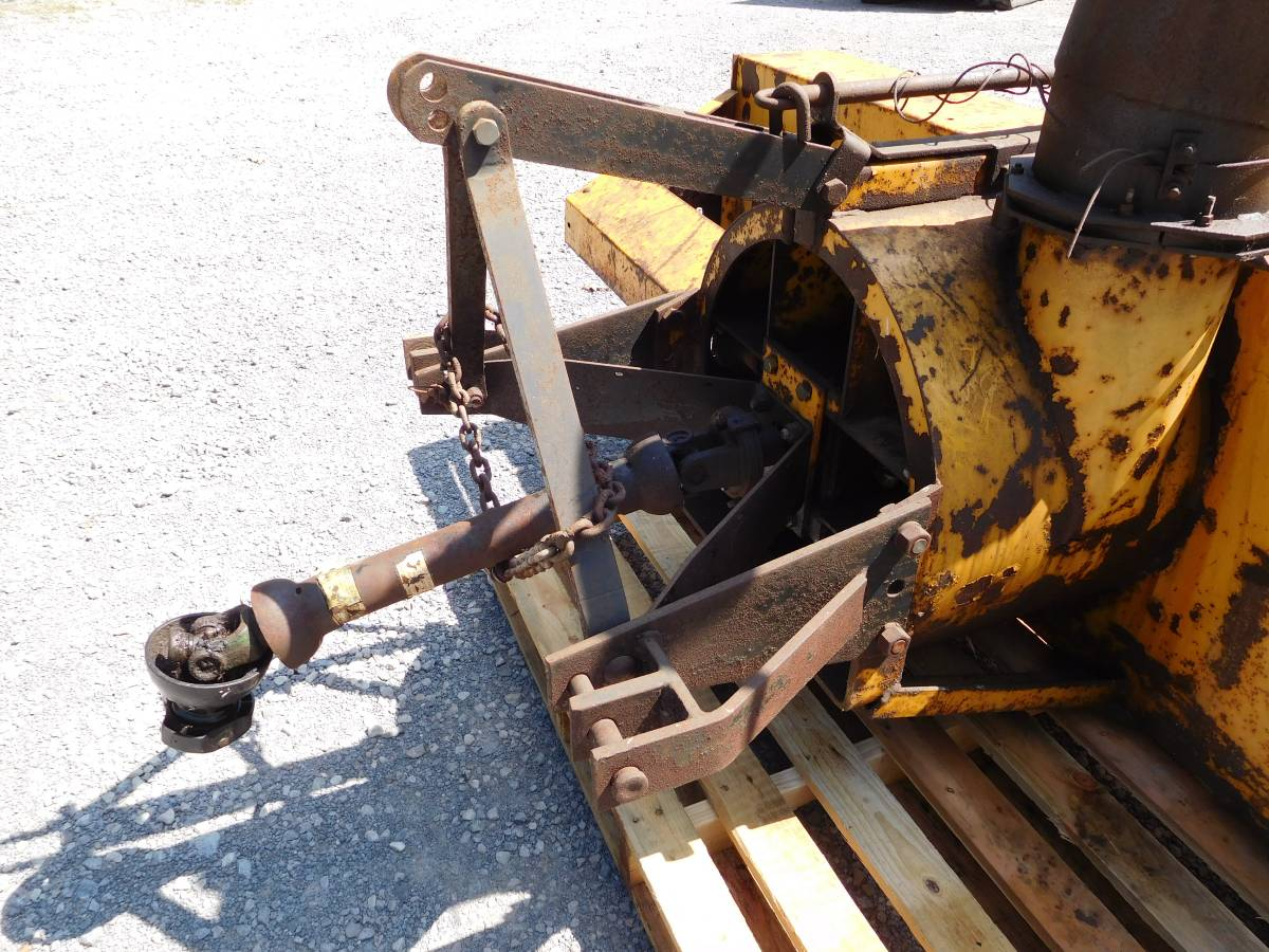 3 point snow blower for sale
