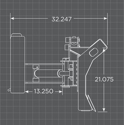 6 Way Dozer Blade Specs