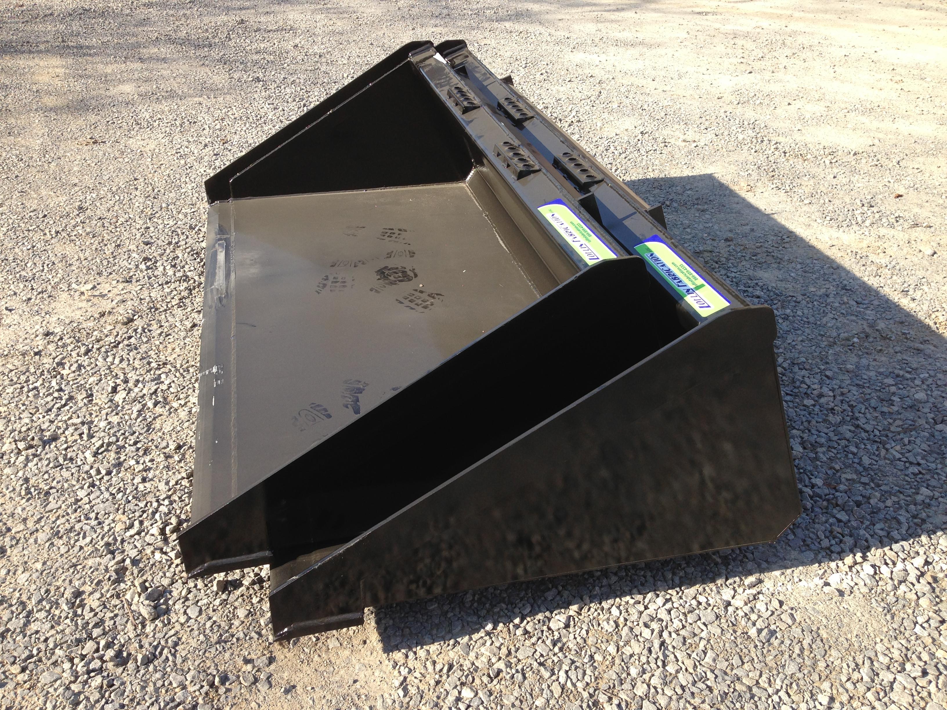Low Profile Long Bottom Bucket