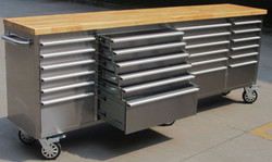 Stainless Steel Heavy Duty Tool Box
