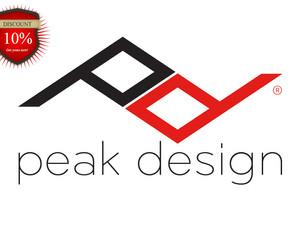 10% Discount on all Peak Design orders over $20!