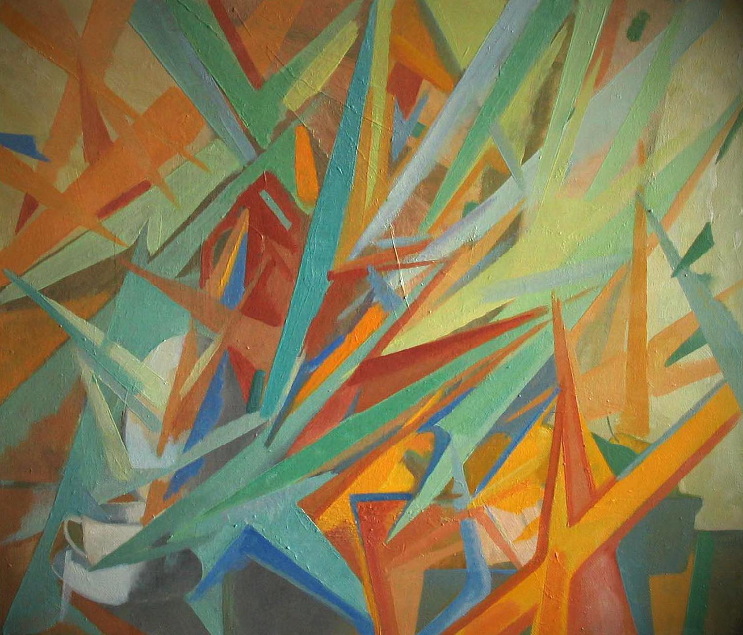 """""""Завтрак"""", 2004г."""