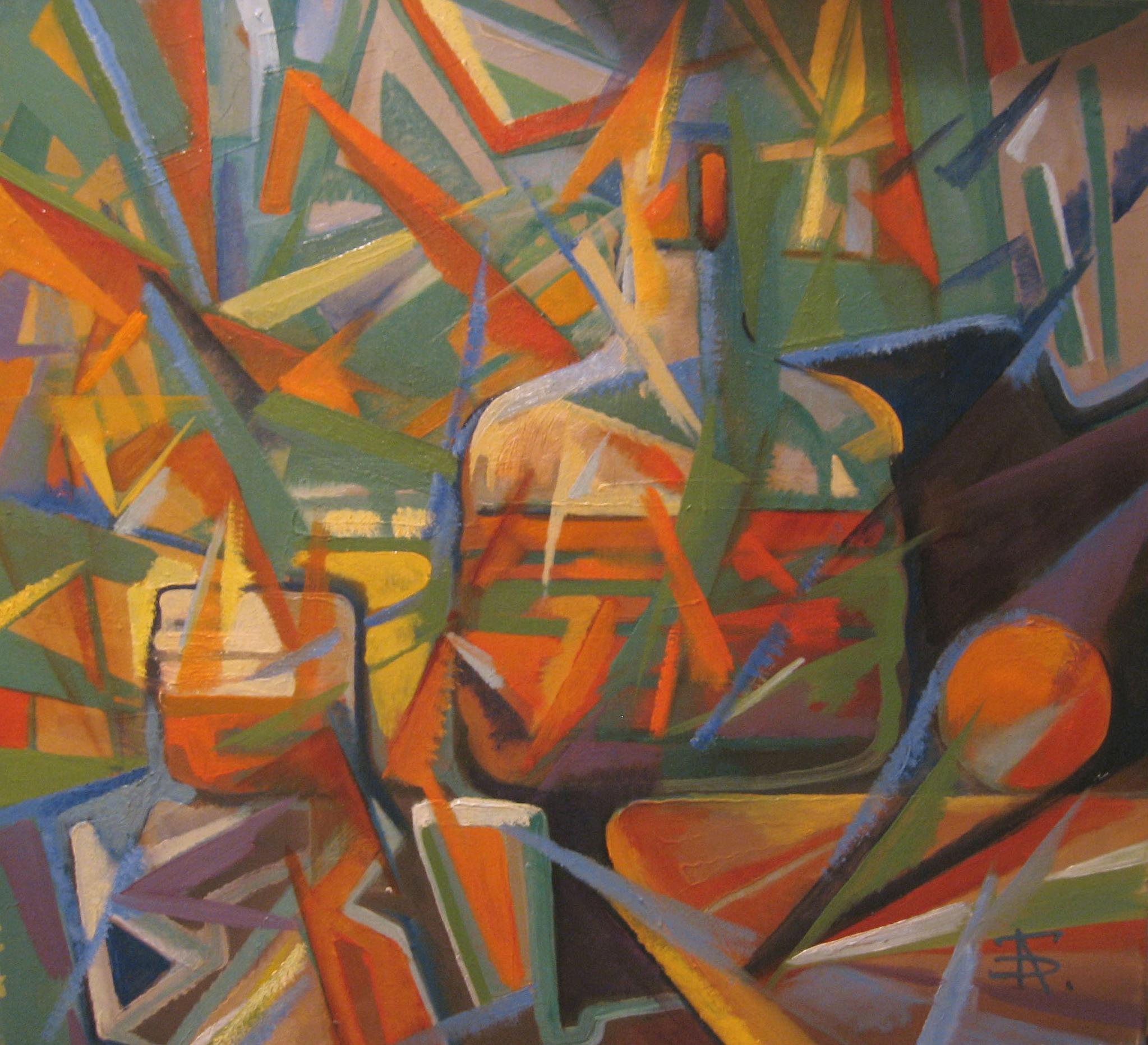 """""""Новогодняя"""", 2004г."""