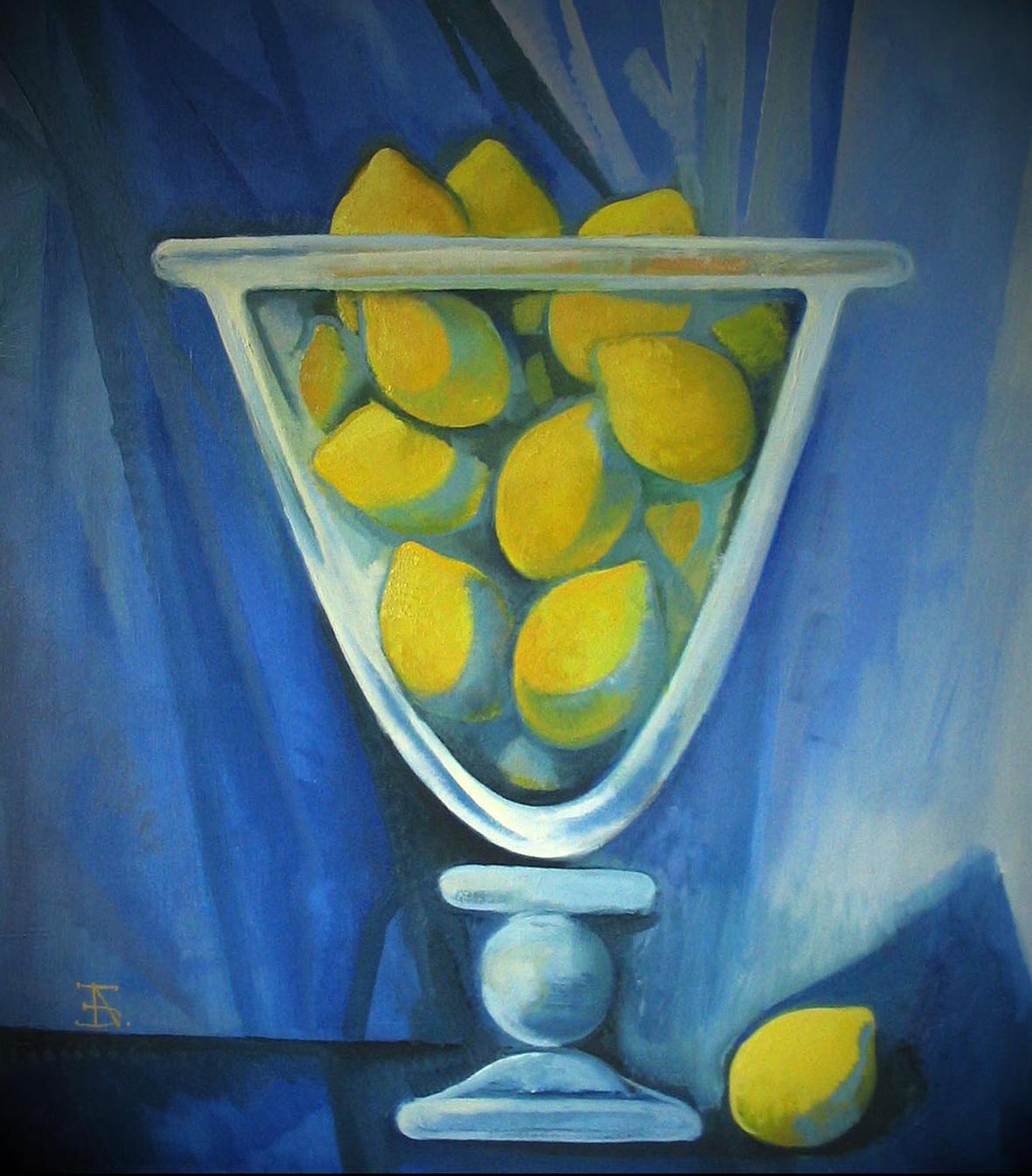 """""""Лимоны"""", 2004г."""