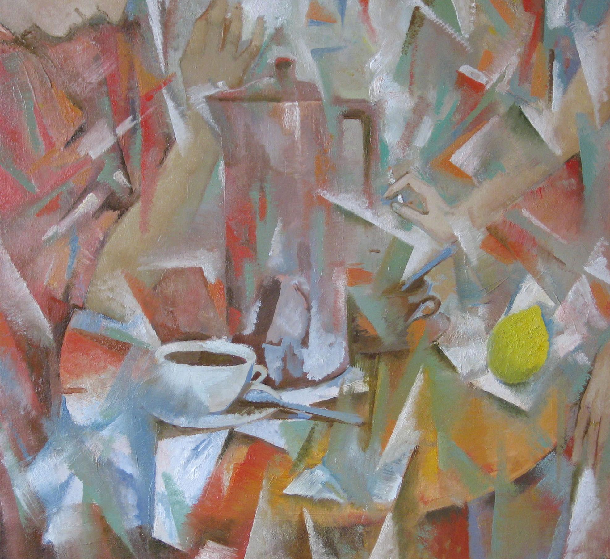"""""""Кофе и сигареты""""2008г."""