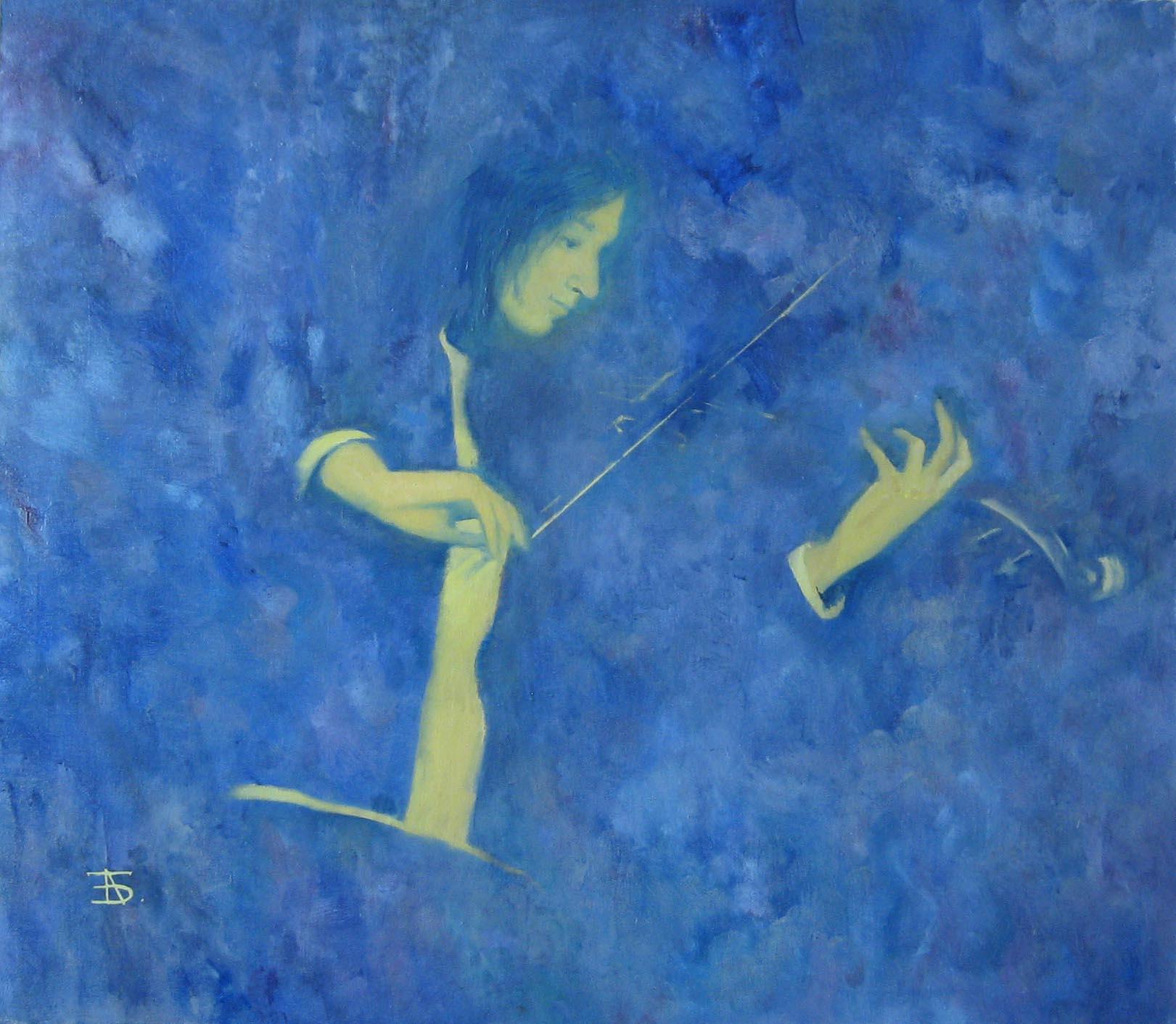 """""""Скрипка"""" 2008г."""