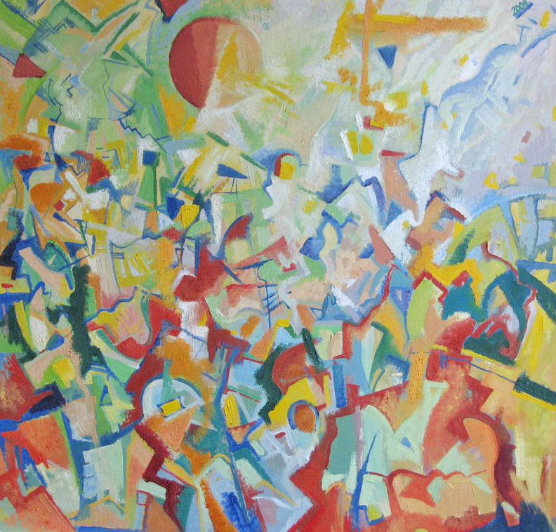 """""""Транспозиция 2"""", 2009г."""