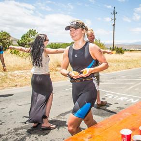 Nutrición para un 70.3 (Medio Ironman)
