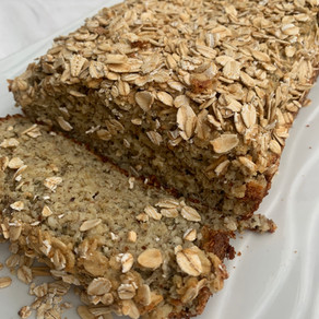 Pan de semillas (libre de gluten y vegetariano)
