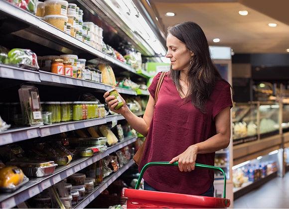 Visita guiada al supermercado