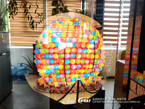 立體廣告燈 | Coray