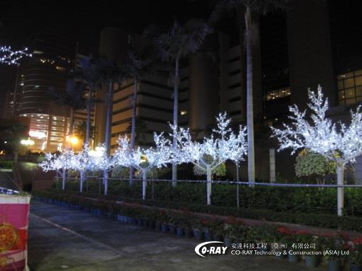 戶外燈飾 | 樹木掛燈 | Coray