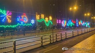 節日燈飾 | 聖誕節燈飾 | Coray