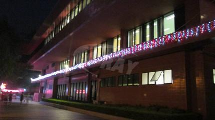 香港沙田 中秋燈飾