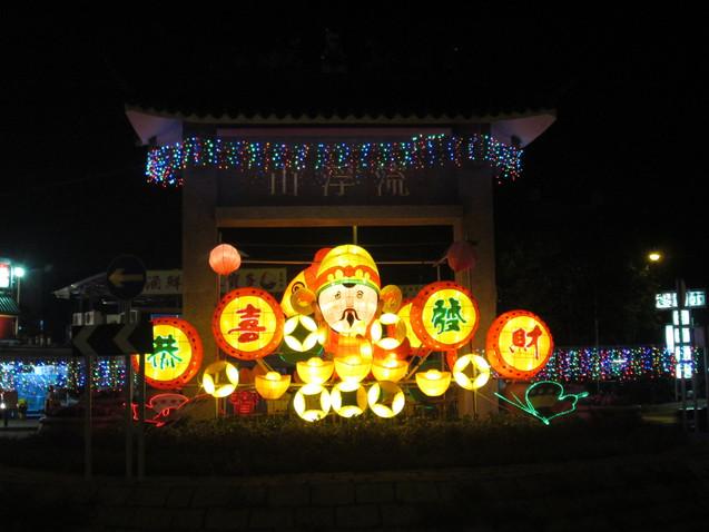 農曆新年燈飾
