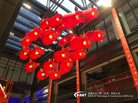節日燈飾 | 造形燈 | Coray