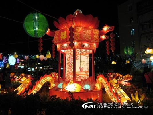 節日燈飾 | Coray