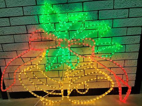 CO-RAY 聖誕燈飾 聖誕鐘LED點光燈帶