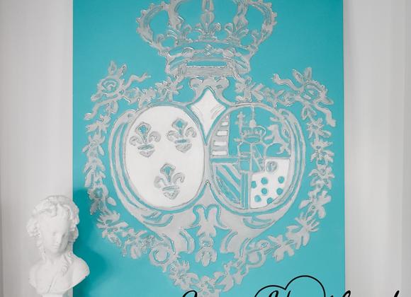 Marie Antoinette Family Crest