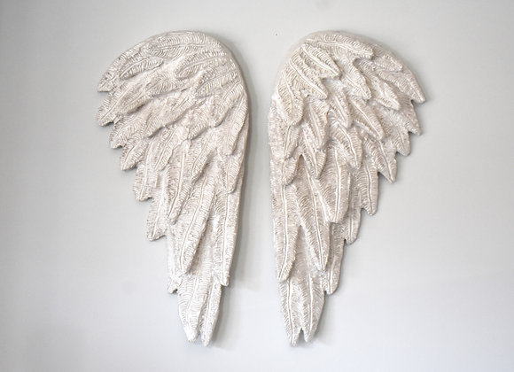The Resting Angel Wings