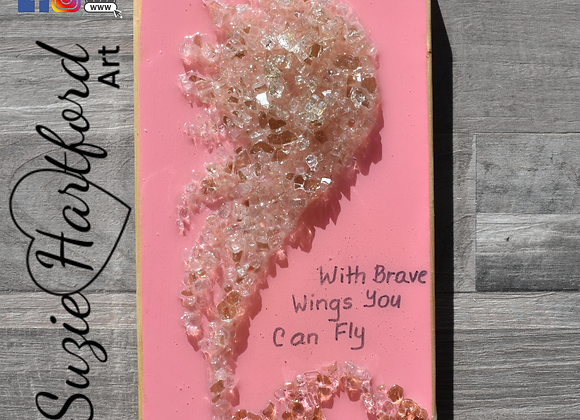 My Brave Wings, Baby Pink