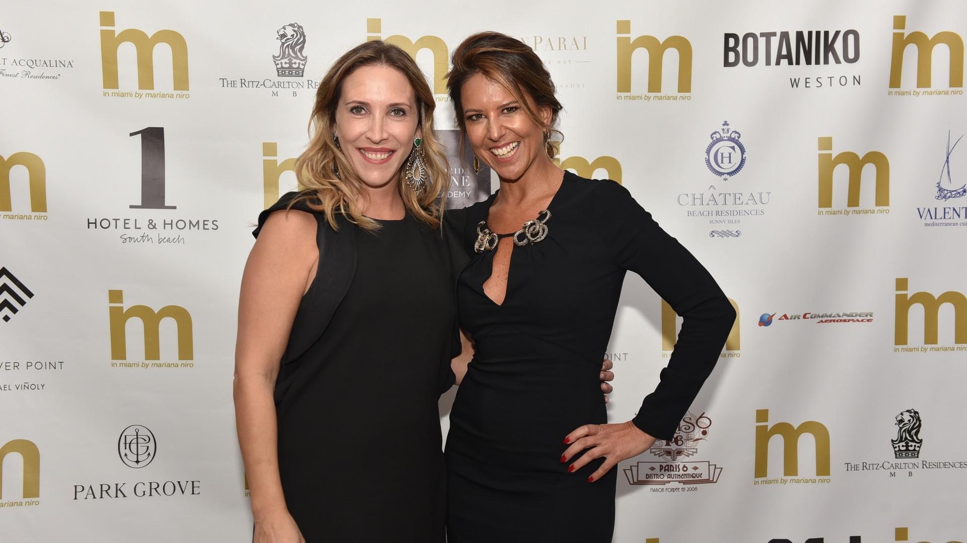 Renata K and Mariana
