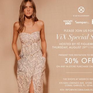 Vix Special Sale