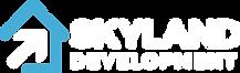 SkyLandDevelopment-transparent-white-log