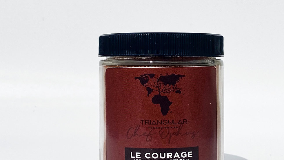 Le Courage (French) Fortitude