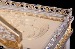 Torah Ark Detail