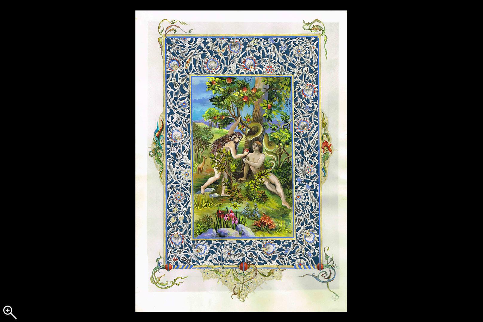 Genesis- Adam & Eve