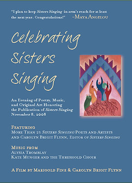 Celebrating Sisters Singing DVD