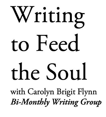 Bi-Monthly Writing Group