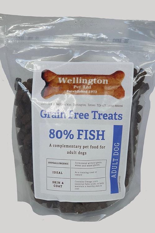 Fish Training Treats (80% Fish) 500g