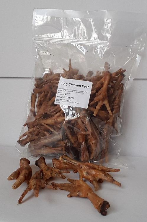 Chicken Feet Natural 1kg