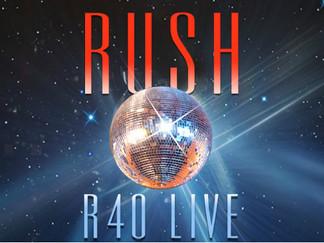 Rush: R40 Live - 1x120'