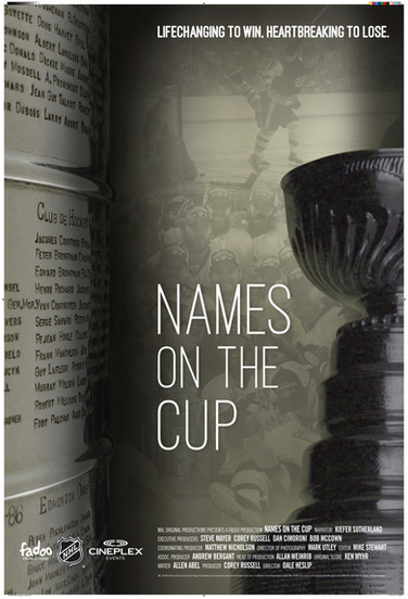 Names on the Cup - 1x90'