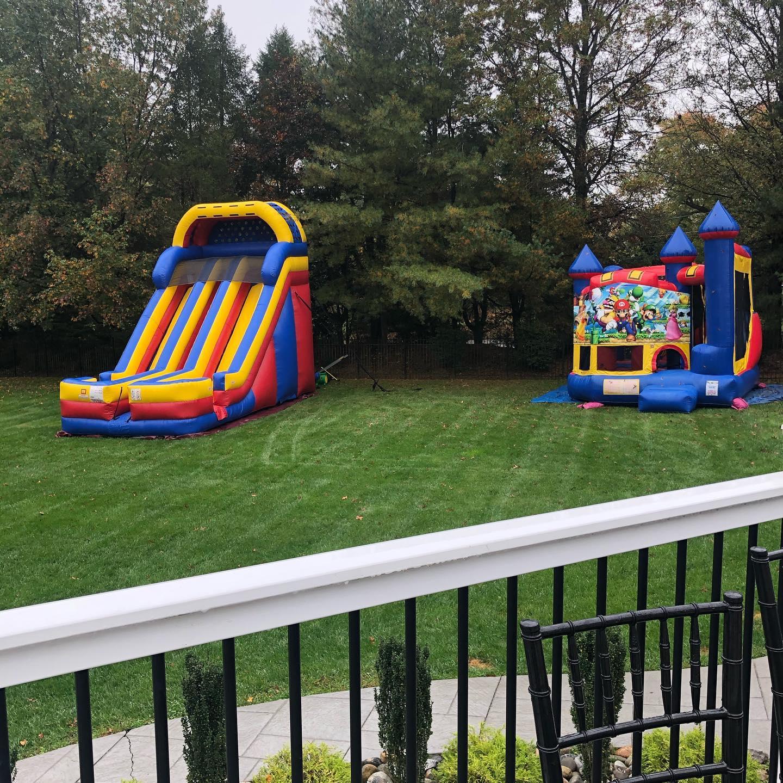 DeSean Jackson of the Philadelphia Eagles & Kayla Phillips's , son's 5th Birthday Party
